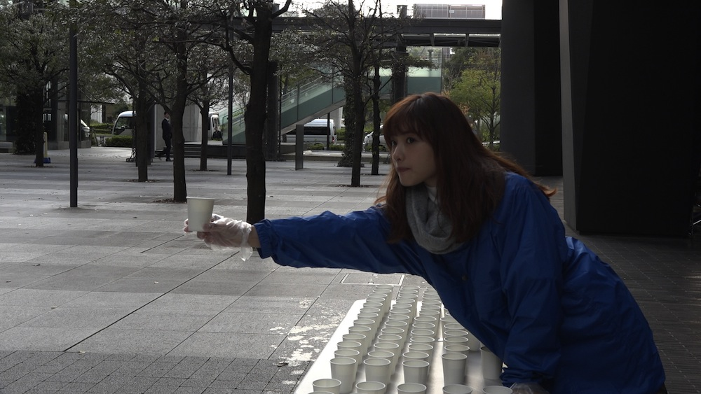 石原さとみ出演・東京メトロ「Find my Tokyo.」 新CM「後楽園 ゆっくりと時間が流れる街」篇・チャレンジ3_マラソン