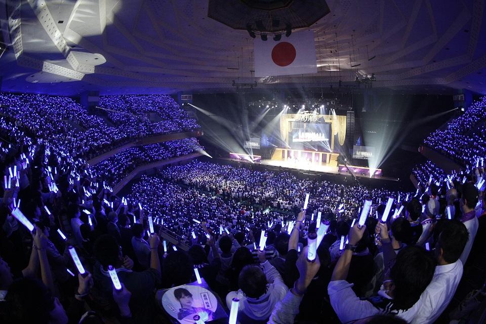 2018年12月4日(火)に日本武道館にて行われた「乃木坂46 若月佑美 卒業セレモニー」にて