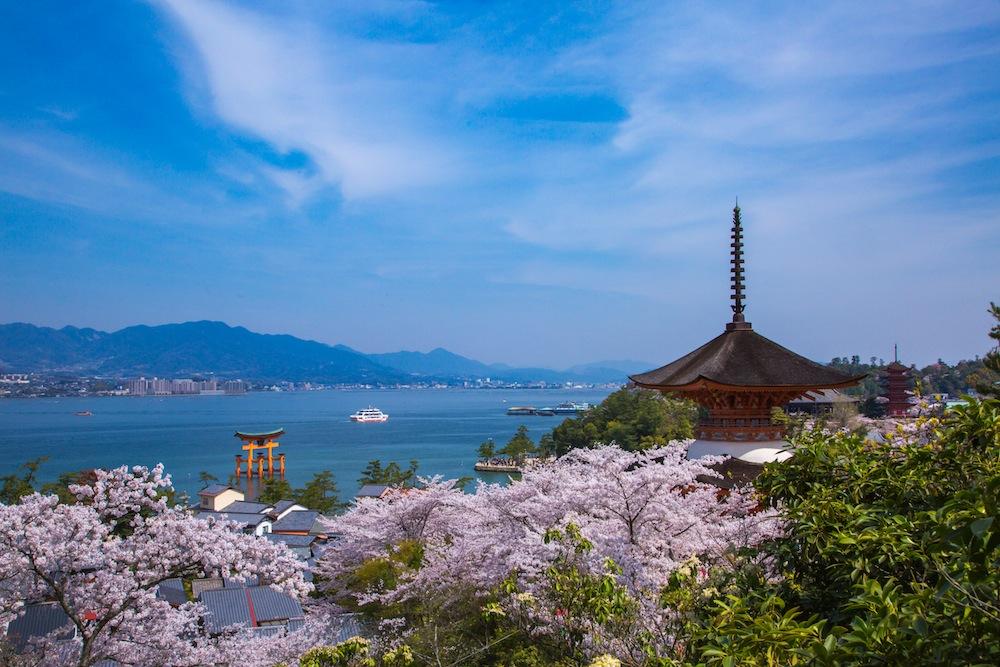 嚴島神社(世界文化遺産)