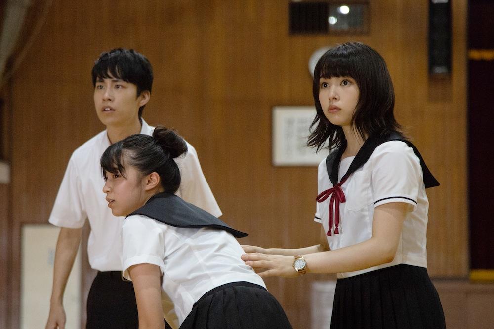 桜井日奈子/Amazonプライムビデオ『がっこう××× ~もうひとつのがっこうぐらし!~』