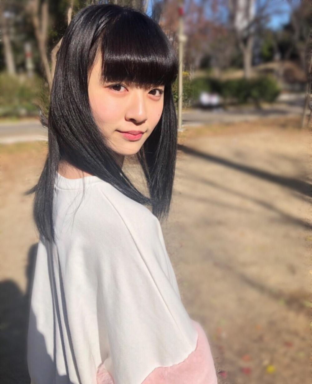 橋本美桜/真っ白なキャンバス