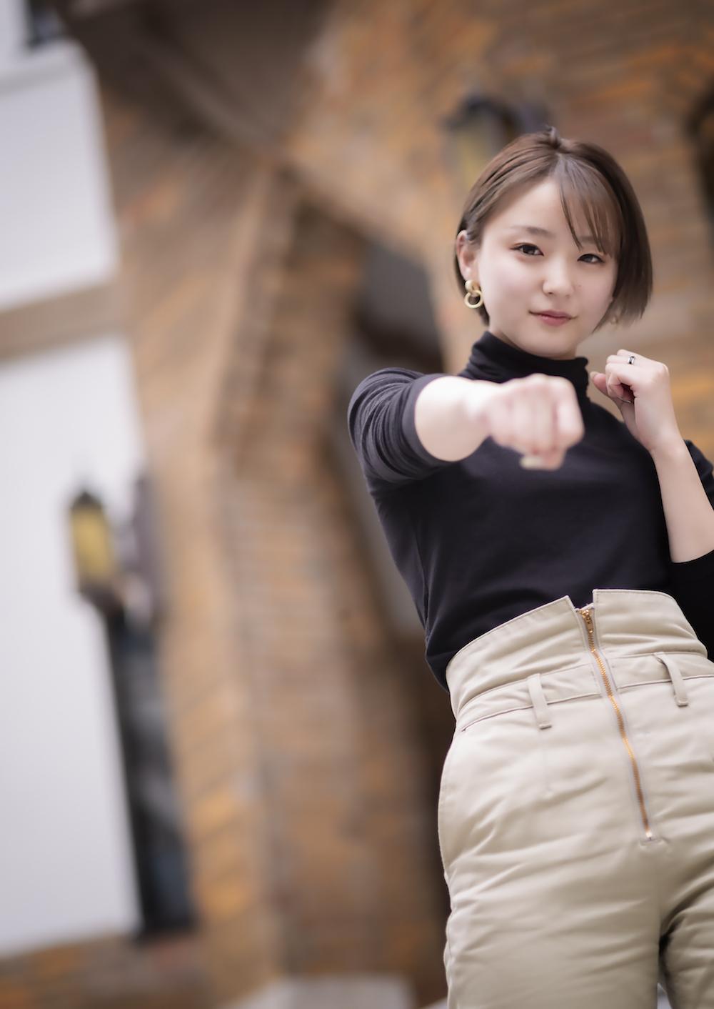 小森茉耶(駒澤大学)