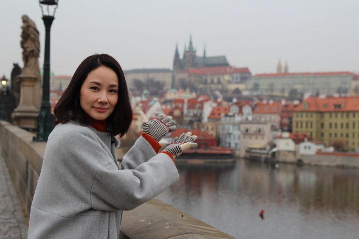 吉田羊/特別番組「吉田羊、プラハ・ウィーンへ ヨーロッパに嫁いだ なでしこ物語」にて・女優