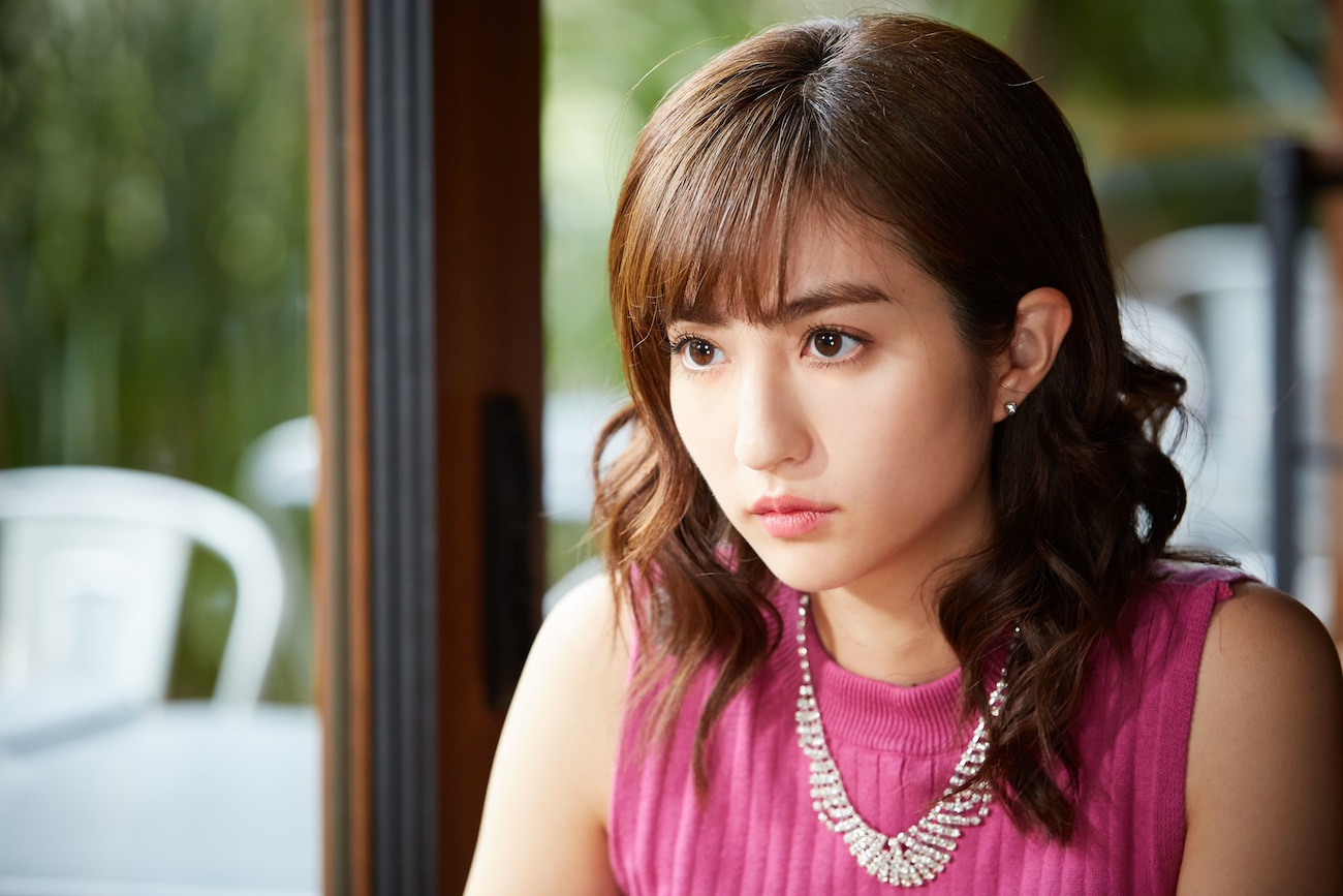 堀田 茜(ほった あかね)主演・ 映画『ダウト-嘘つきオトコは誰?-』
