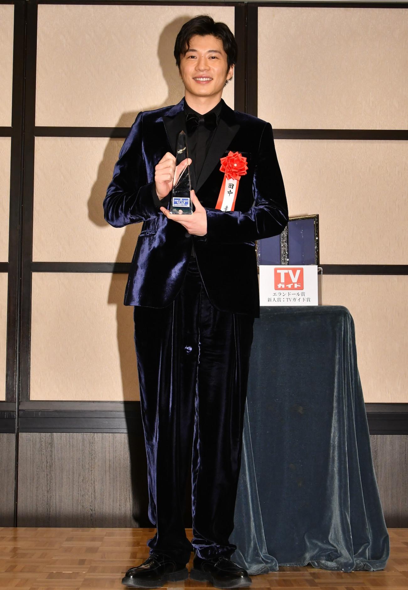 2019年 エランドール賞 授賞式にて(2019年2月7日)