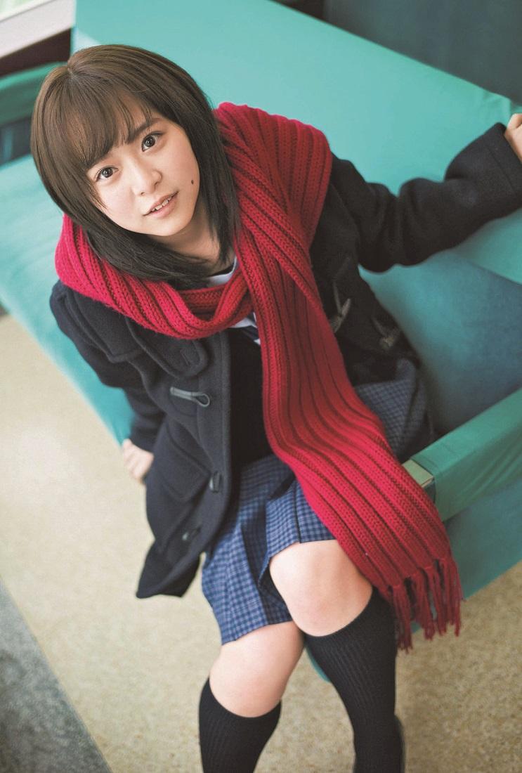 倉野尾成美(AKB48)「graduation2019高校卒業」