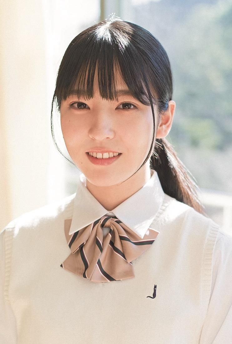 早川聖来(乃木坂46)「graduation2019高校卒業」
