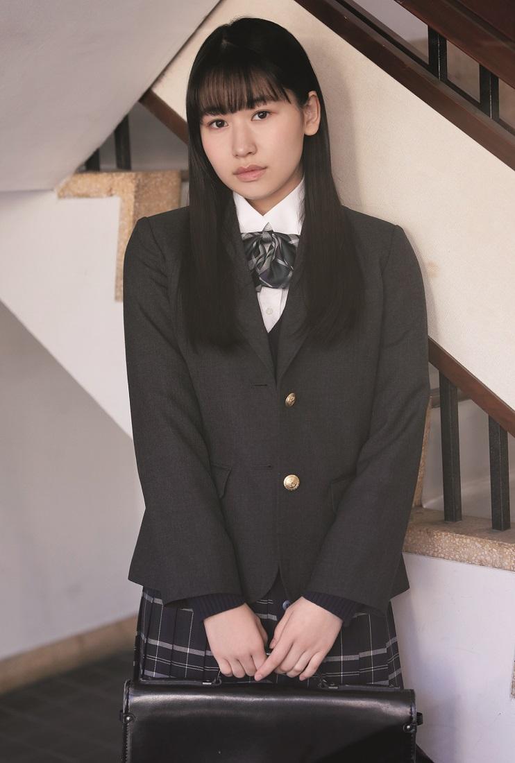 笠原桃奈(アンジュルム)「graduation2019中学卒業」