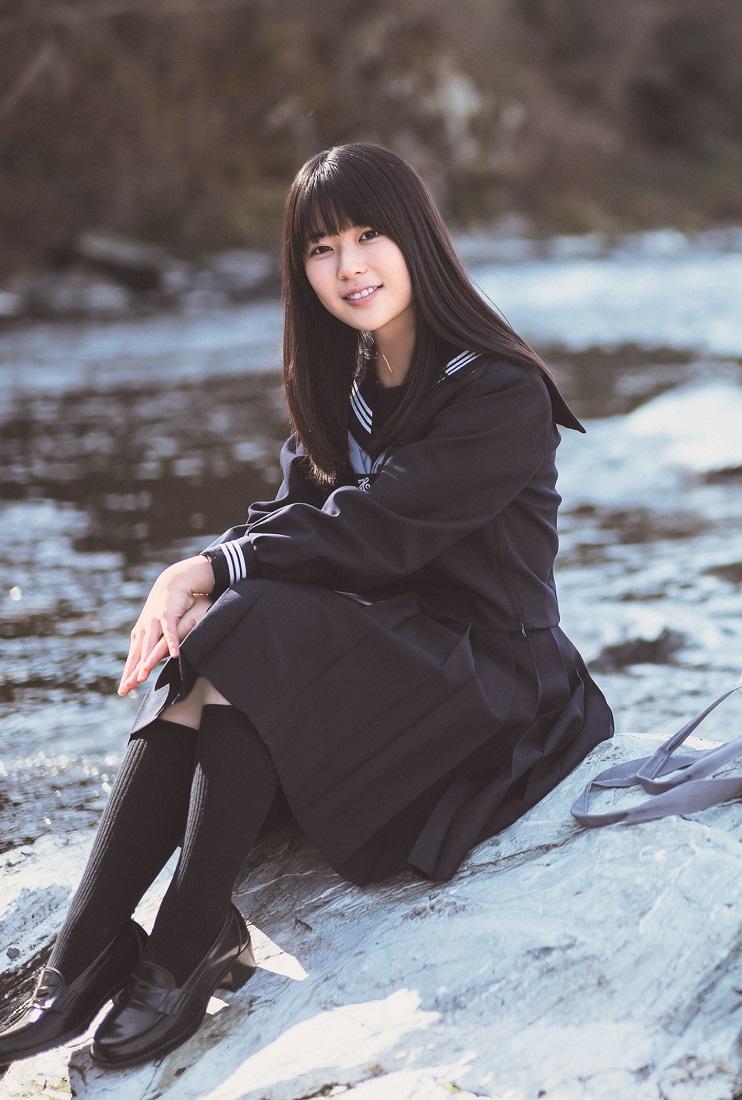 岩本蓮加(乃木坂46)「graduation2019中学卒業」