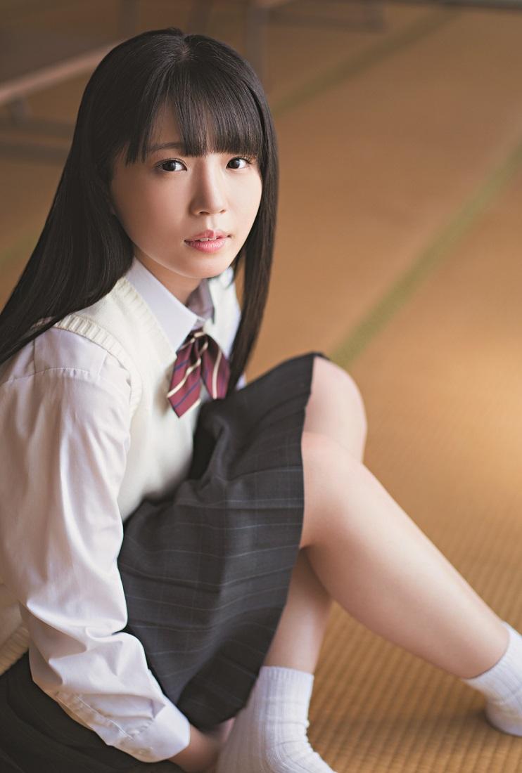 市岡愛弓(STU48)「graduation2019中学卒業」