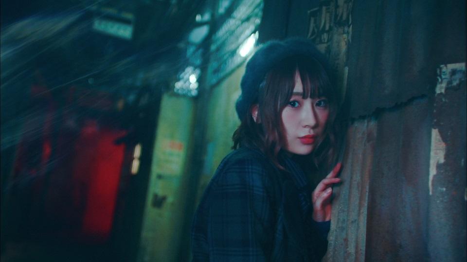 欅坂46 上村莉菜・尾関梨香・長沢菜々香・渡辺梨加によるユニット「ごめんね クリスマス」MVより