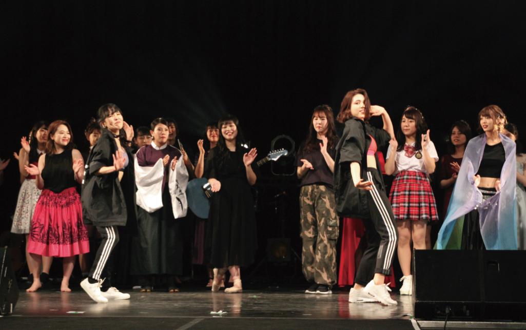 「MODECON2019」ファイナル本選審査イベント(2019年2月27日TSUTAYA O-EASTにて)