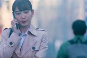 岡本夏美(おかもと なつみ)/戸田建設株式会社・2020年の新卒向けのWeb動画「Building Symphony (建築篇)」