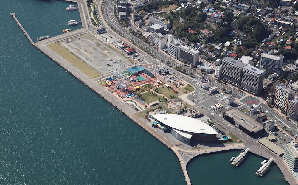 山口県 下関港