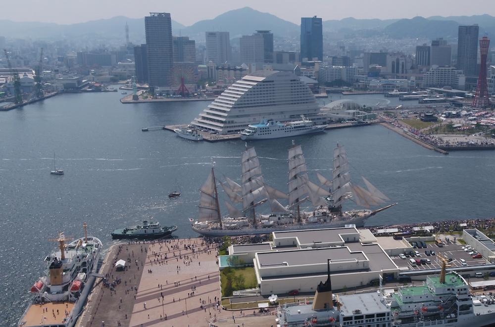 兵庫県 神戸港