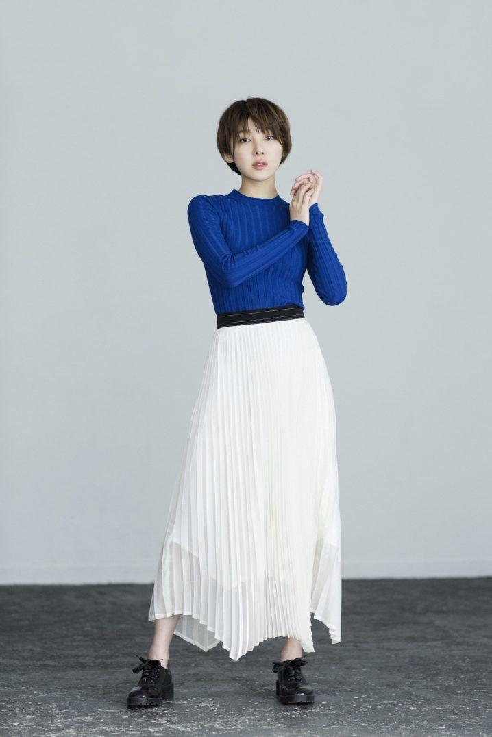 """""""Teresa""""台北10頭身美女と話題の女優"""