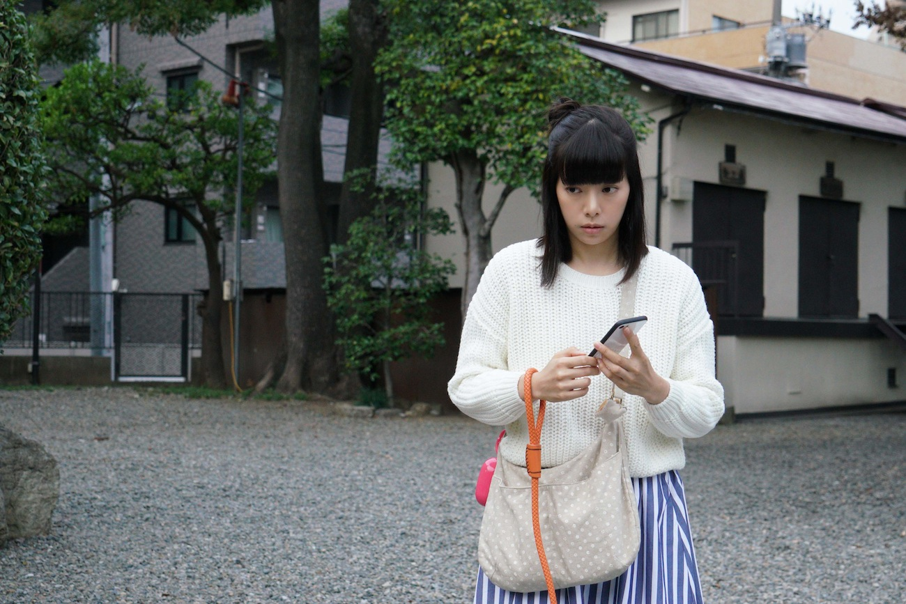 桜井ユキ/ドラマ「柴公園」