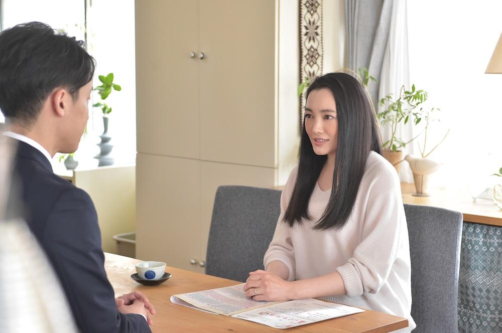 仲間由紀恵(なかま ゆきえ)/JA共済連「こども共済」CM