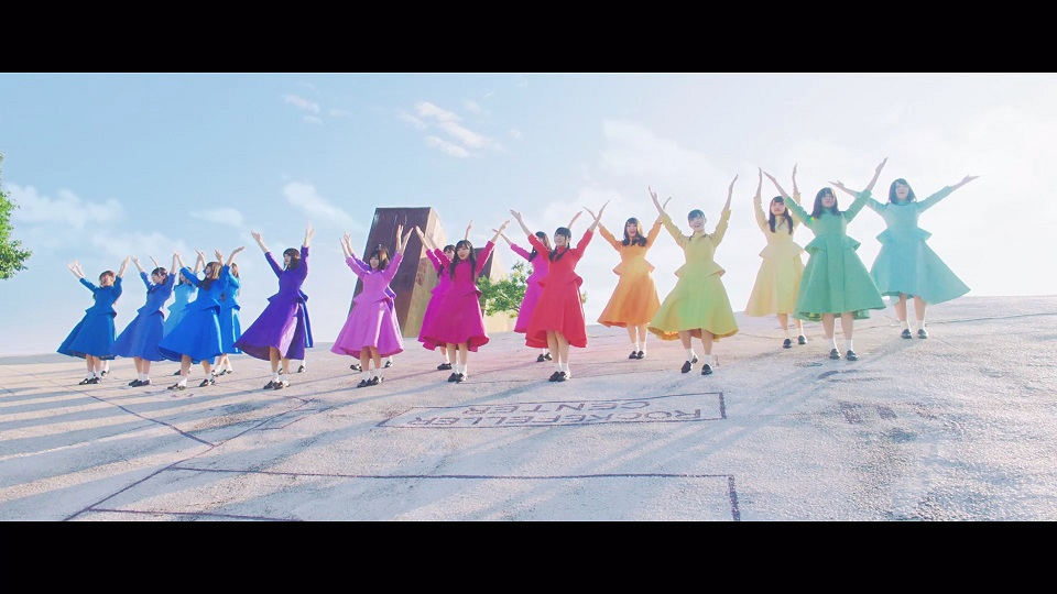 日向坂46 『JOYFUL LOVE』MV