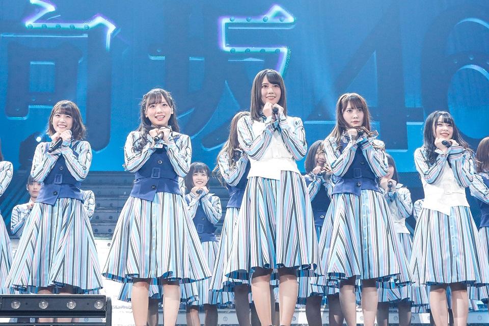 日向坂46・デビューカウントダウンライブ(2019年3月5日・6日横浜アリーナにて)