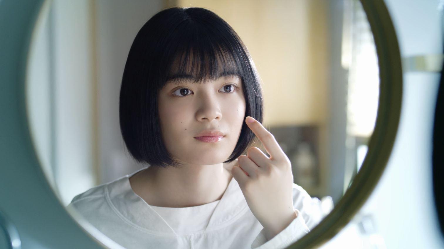 吉田美月喜/アキュビュー® 新CM