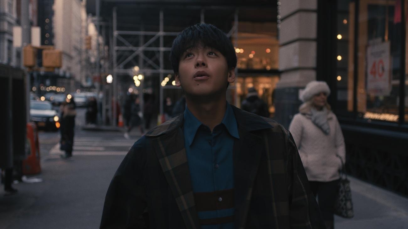 竹内涼真/ソフトバンク新CM 『白戸家 上を向いて歩く』篇より