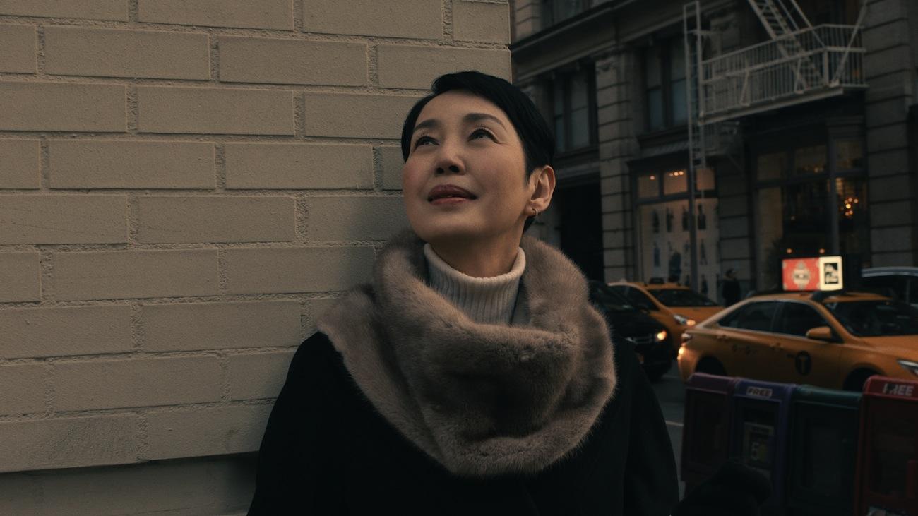 樋口可南子/ソフトバンク新CM 『白戸家 上を向いて歩く』篇より