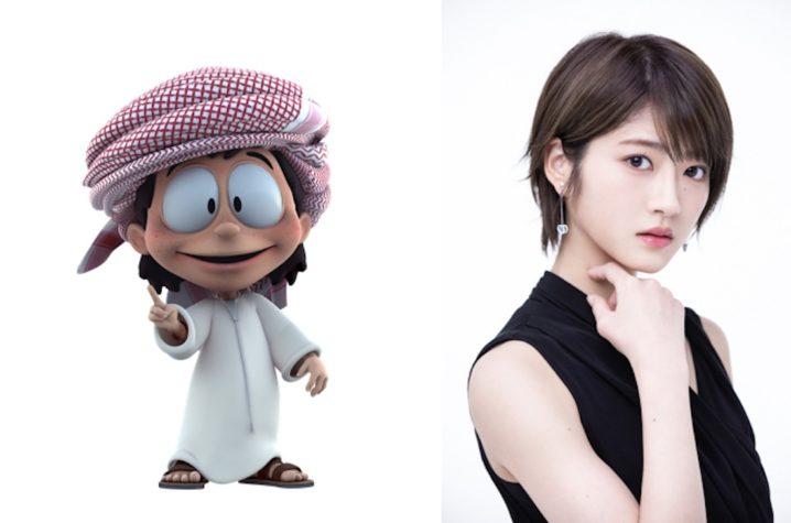 若月佑美(元乃木坂46)TVアニメ『フリージ』で初声優出演