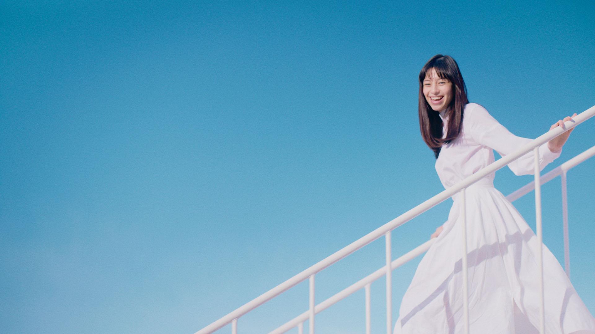中条あやみ 花王のヘアケアブランド Pyuan ピュアン イメージ
