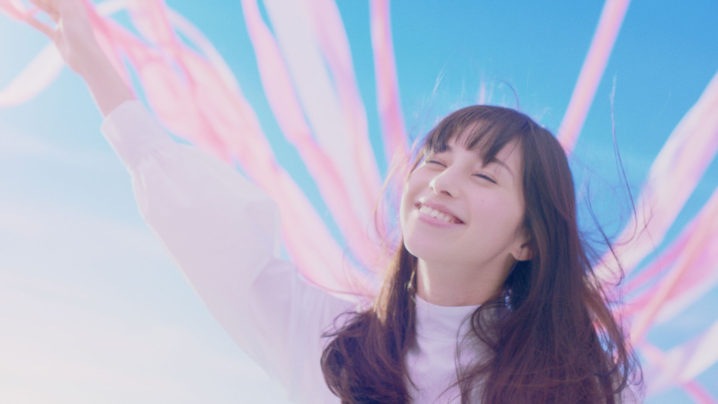 中条あやみ/花王のヘアケアブランド「PYUAN」新TVCM