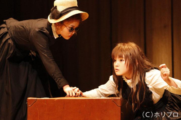 高畑充希×鈴木梨央 舞台『奇跡の人』
