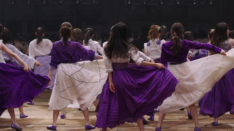 乃木坂46・23rdシングル「Sing Out!」のMV(Music Video)より