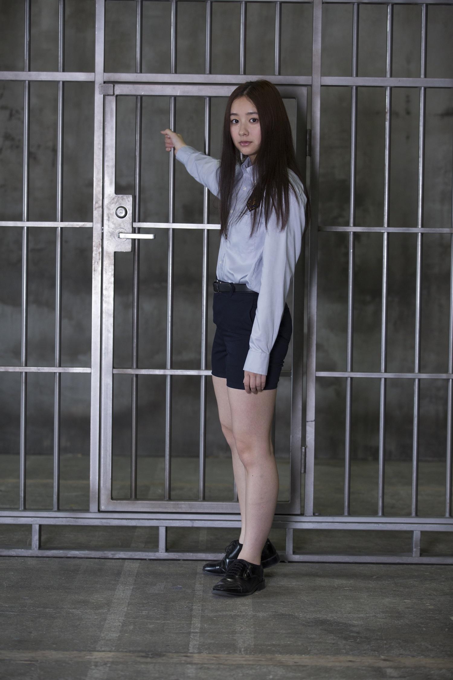 堀田真由/『プリズン13』