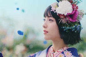 浜辺美波/京都きもの友禅TVCM「変わらない美しさ」篇