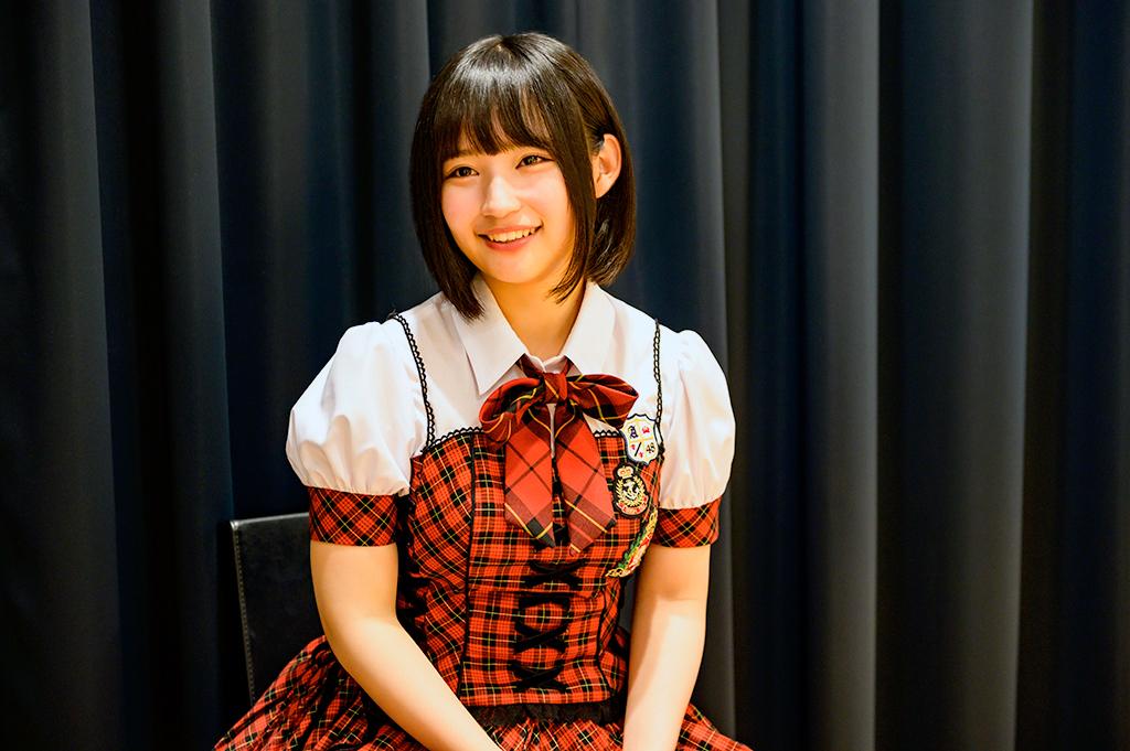 矢作萌夏(やはぎ もえか)AKB48