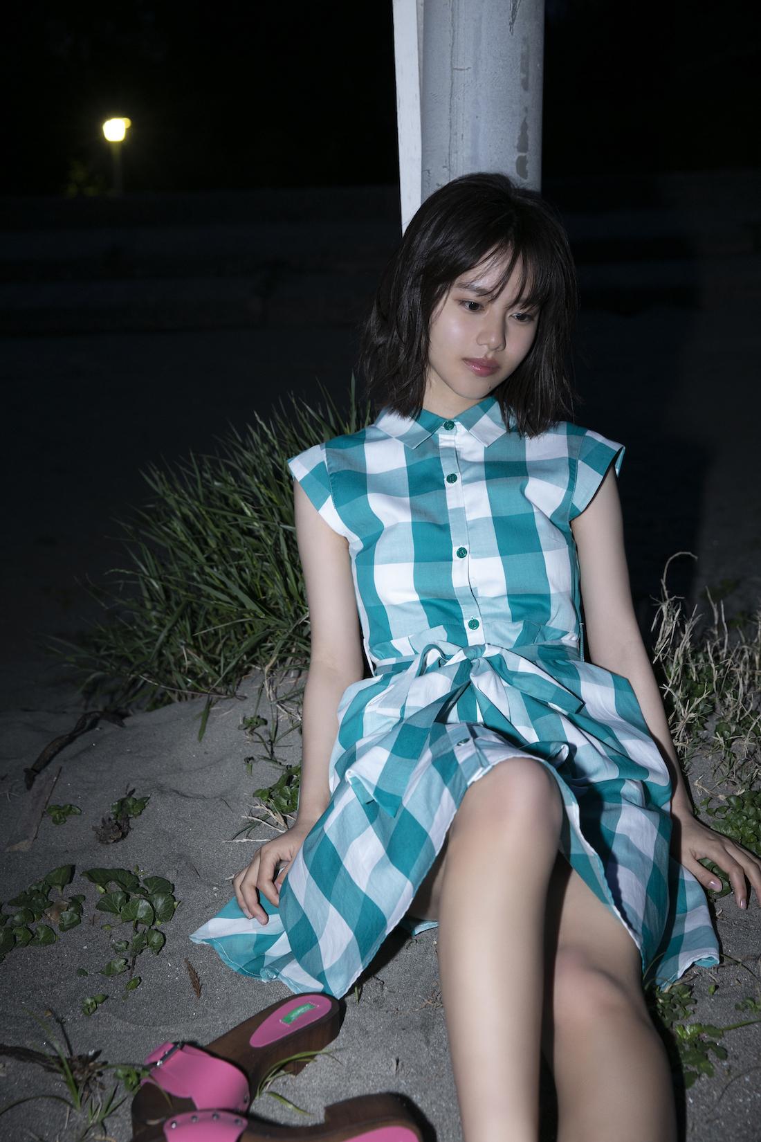 松風理咲ファースト写真集「理咲」