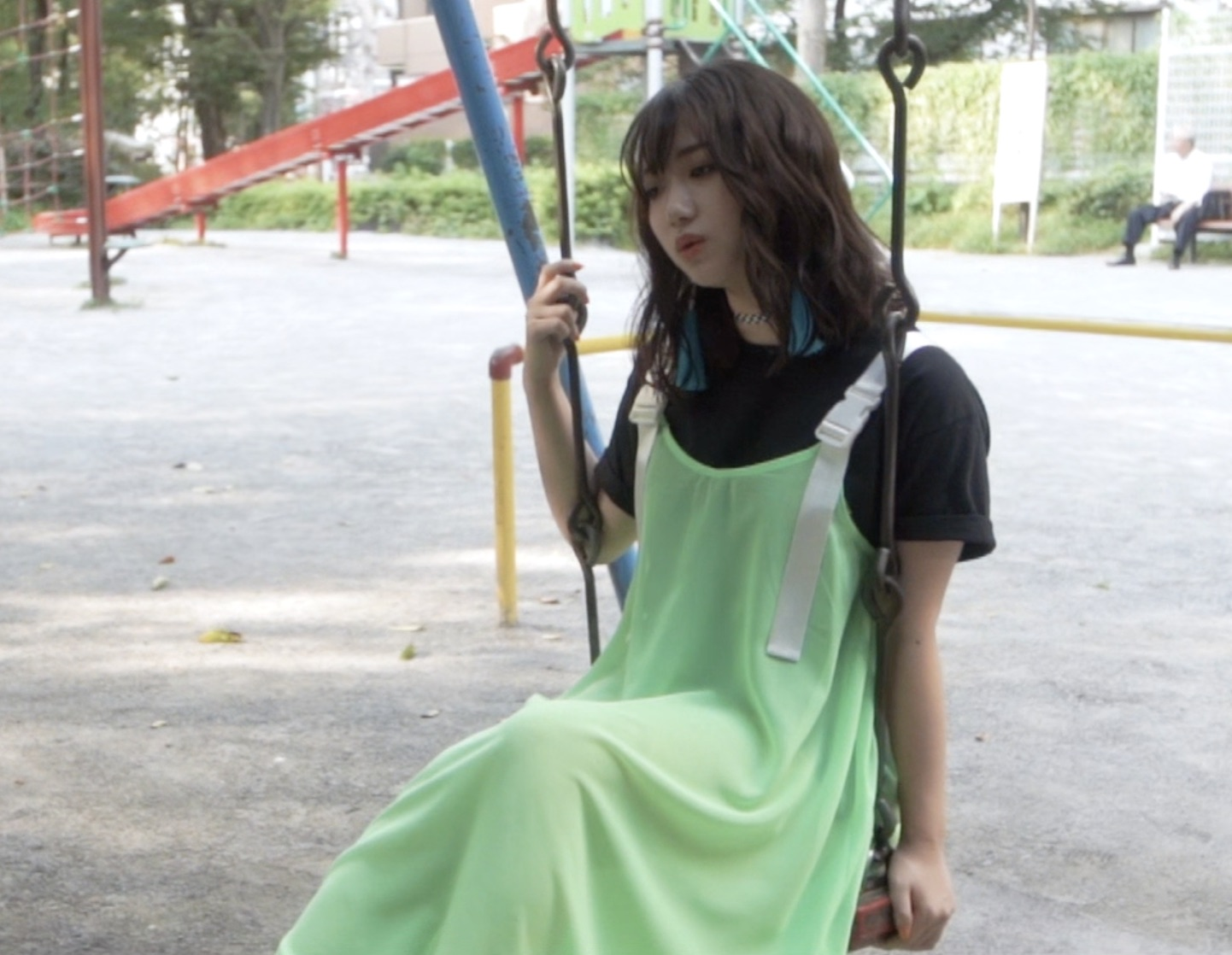 次世代歌姫・ALLI、 「reflection(リフレクション)」