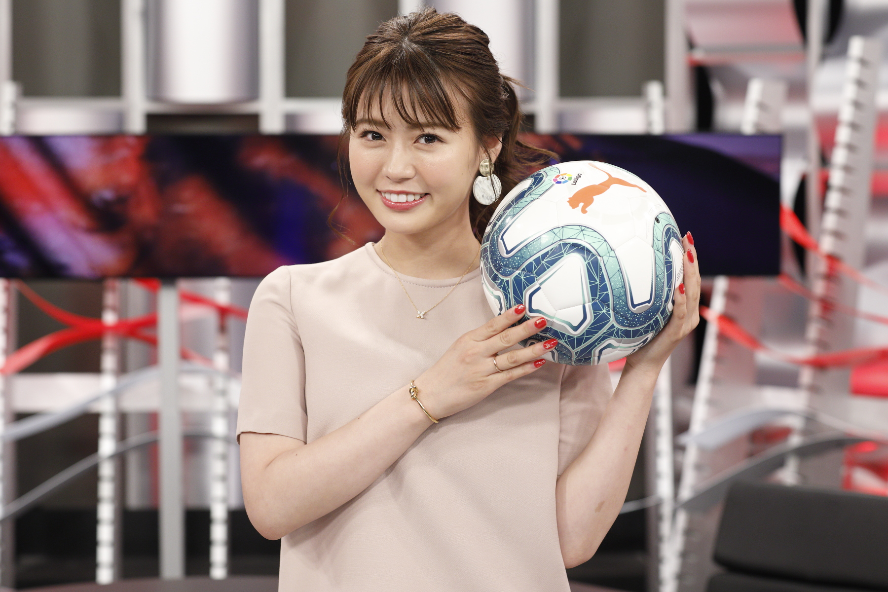 """井口綾子""""2019-20WOWOWリーガール"""""""