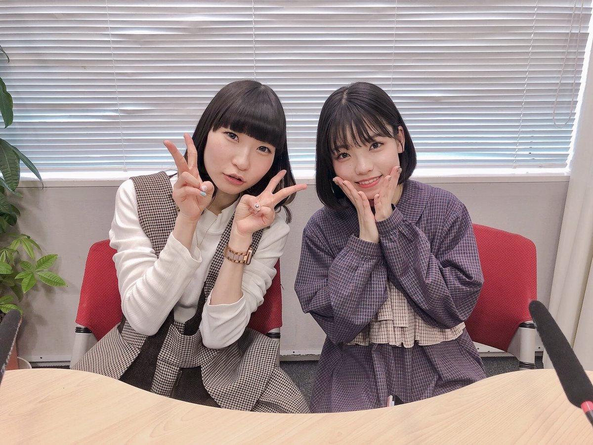 藤咲彩音(でんぱ組.inc)と高橋彩音(AKB48チーム8)2人の「彩音」によるラジオ番組「藤咲彩音と高橋彩音のあさやね!」