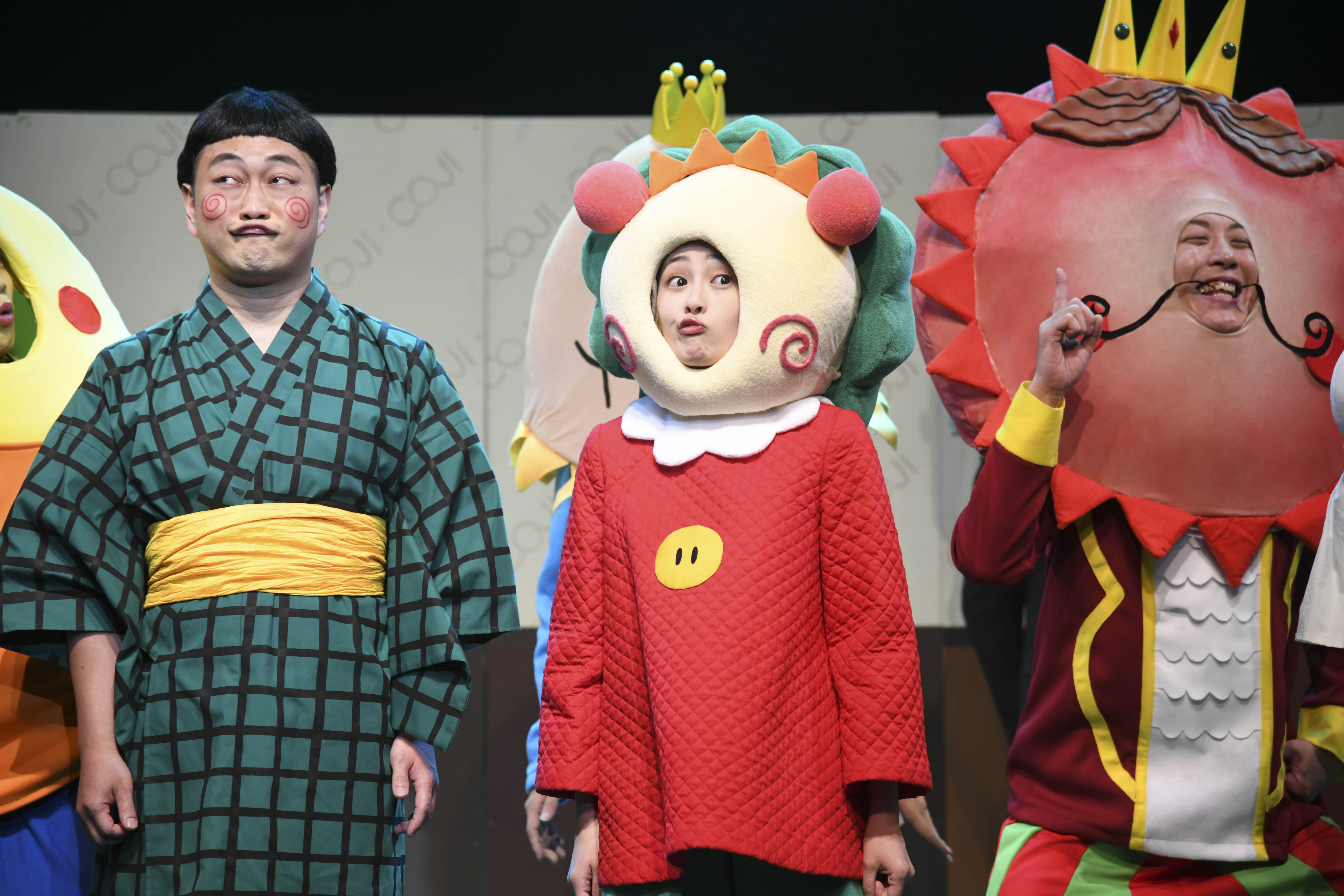 向井葉月(乃木坂46)(C)️さくらももこ(C)️舞台コジコジ製作委員会