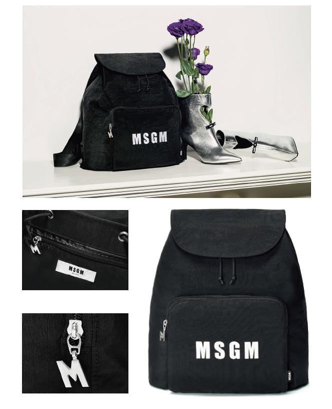 イタリアのブランドMSGM