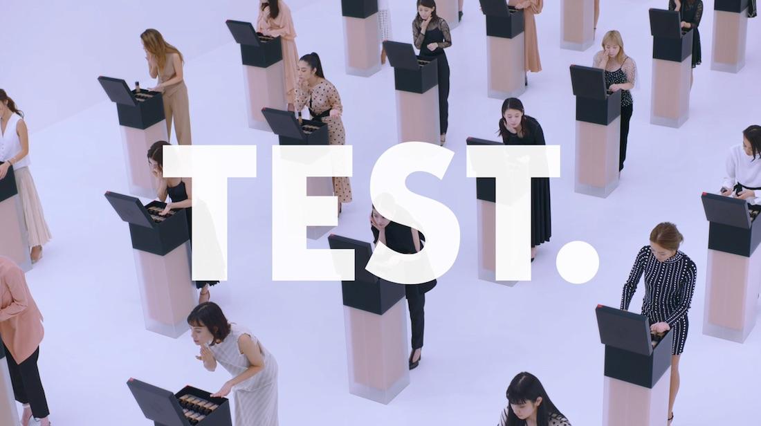 今田美桜・三吉彩花・大屋夏南・BENI・miu、SHISEIDOの新ファンデーションをテスト