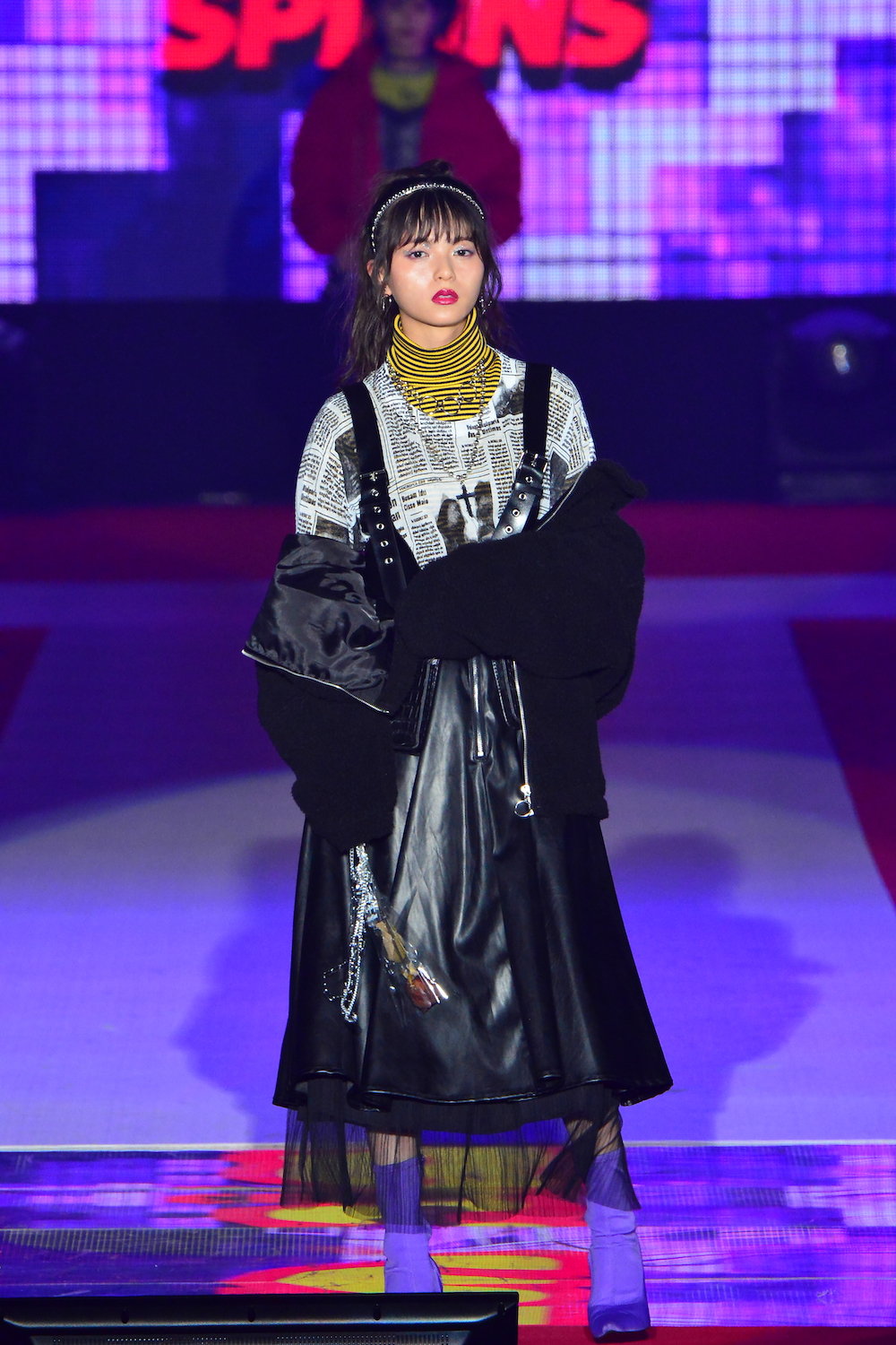 齋藤飛鳥(乃木坂46)(GirlsAward 2019 AUTUMN/WINTER)