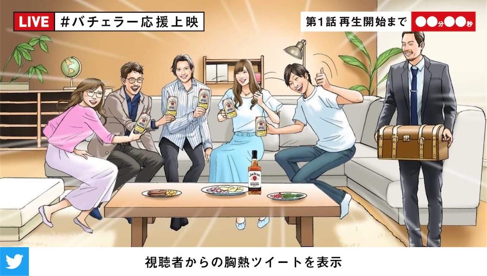 『バチェラー・ジャパン』シーズン3鑑賞会