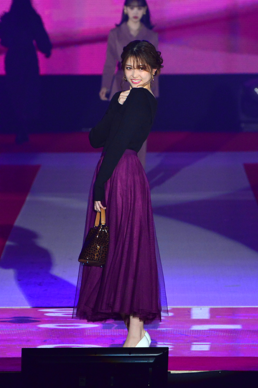 松村沙友理乃木坂46(GirlsAward 2019 AUTUMN/WINTER)