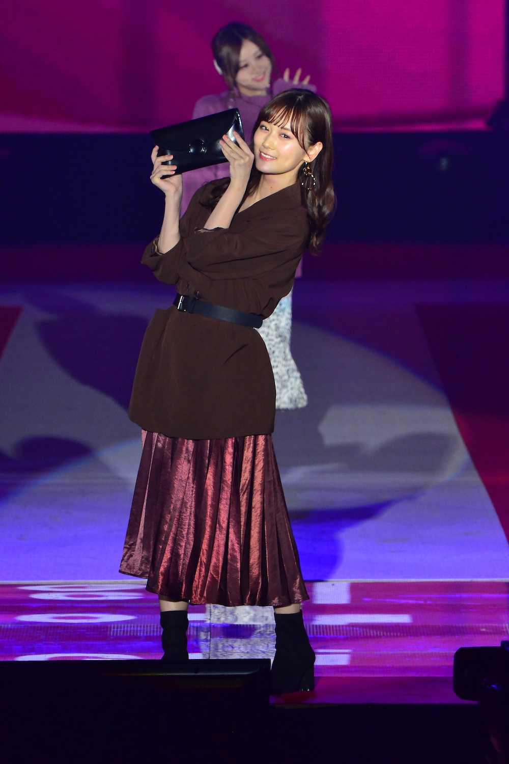 山下美月 乃木坂46(GirlsAward 2019 AUTUMN/WINTER)