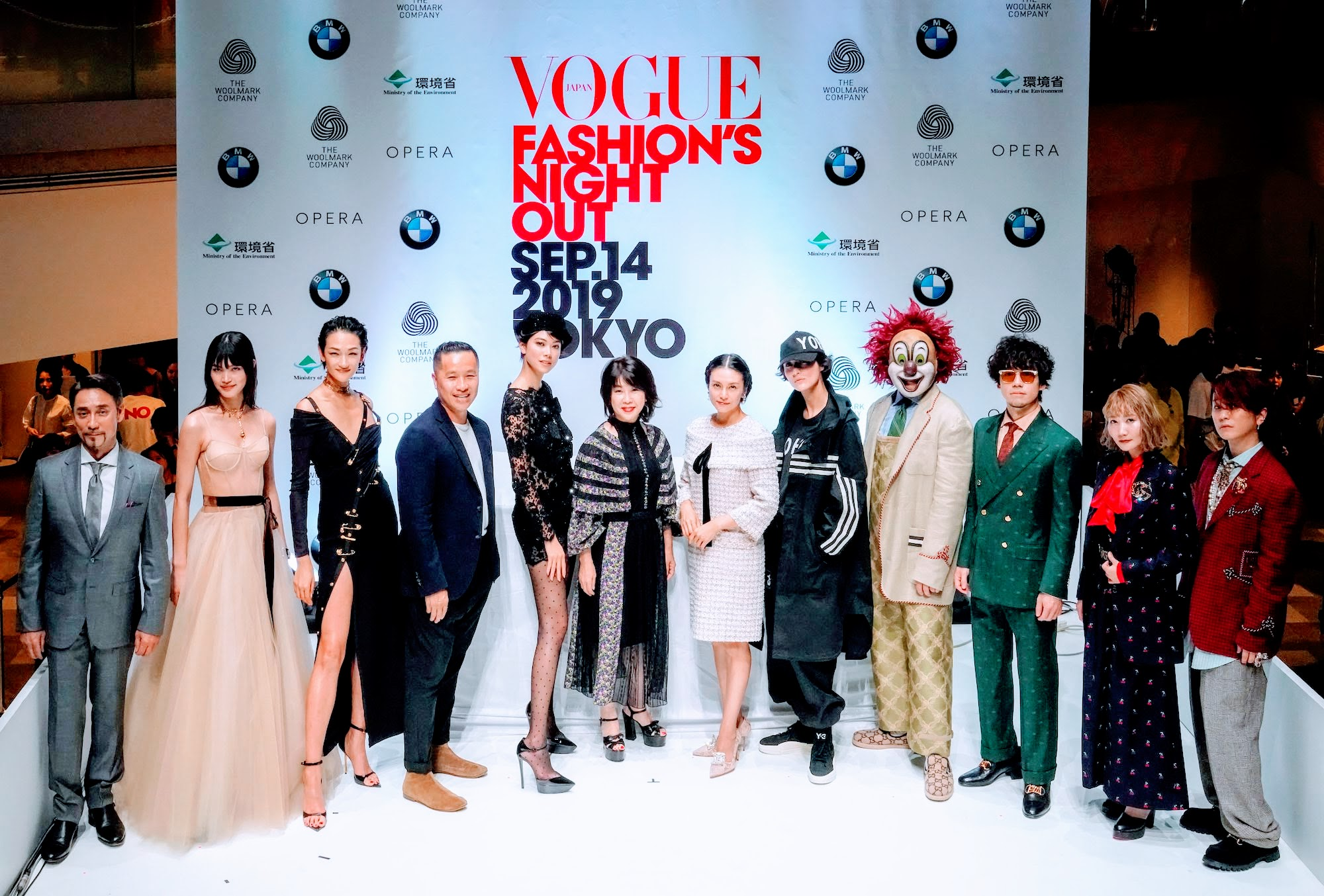 「VOGUE FASHION'S NIGHT OUT 2019」