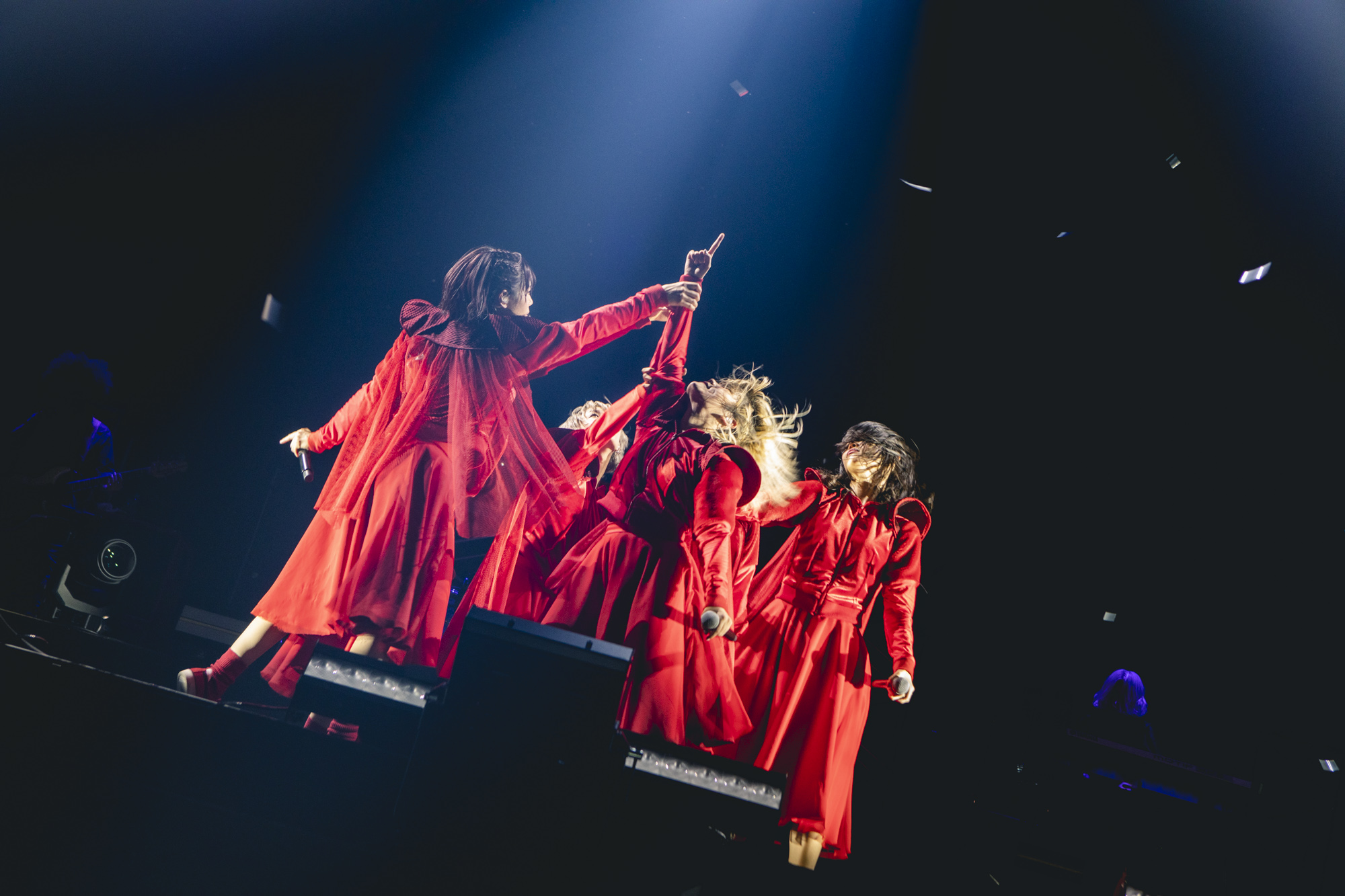 BiSH BRiNG iCiNG SHiT HORSE TOUR FiNAL『THE NUDE』LIVE LIVE