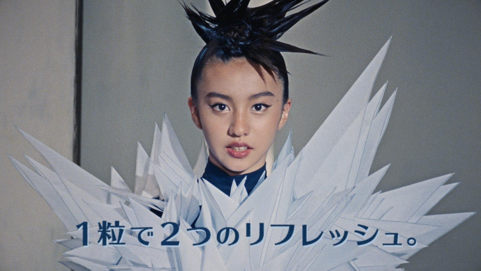 Kōki,UHA味覚糖 新TV-CM e-maのど飴「2人のKōki,」篇