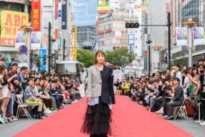 松岡茉優/「SHIBUYA RUNWAY」@「第12回 渋谷ファッションウイーク」